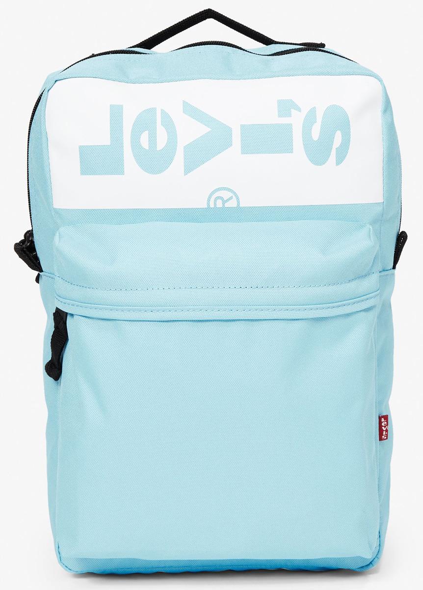 Рюкзак мужской Levi's®, 3800401430, голубой рюкзак мужской quiksilver everydaypostemb m eqybp03501 bng0 королевский синий