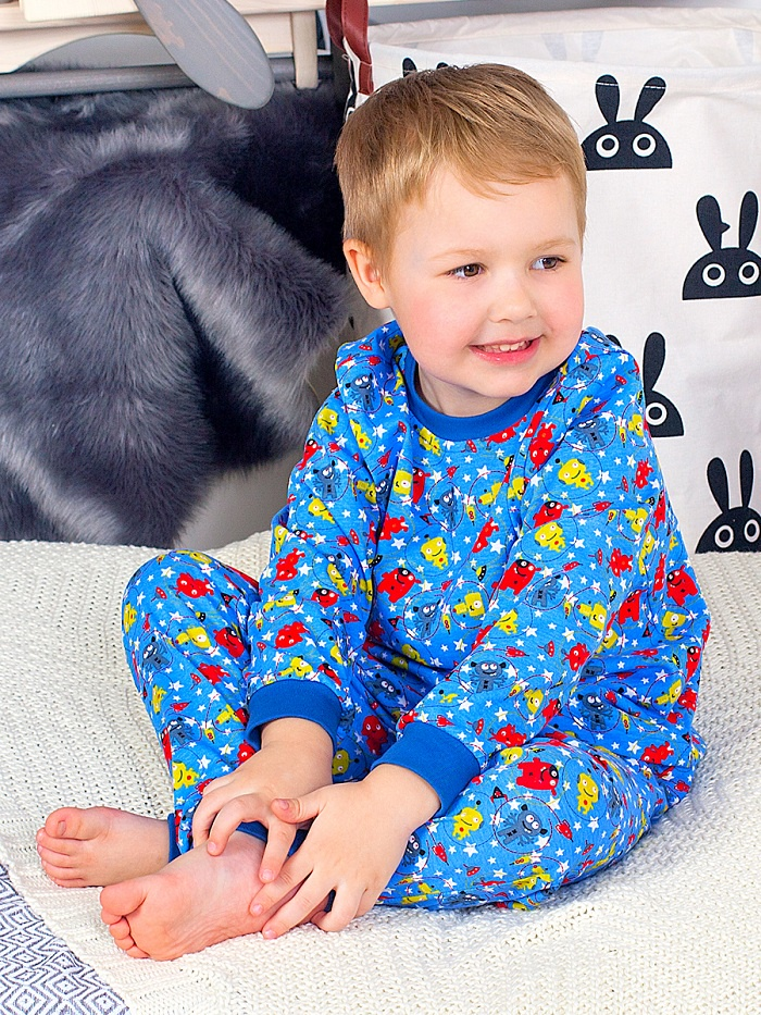 Пижама Веселый малыш пижама для мальчика веселый малыш вертолетик цвет зеленый 9214 вертолетик размер 92