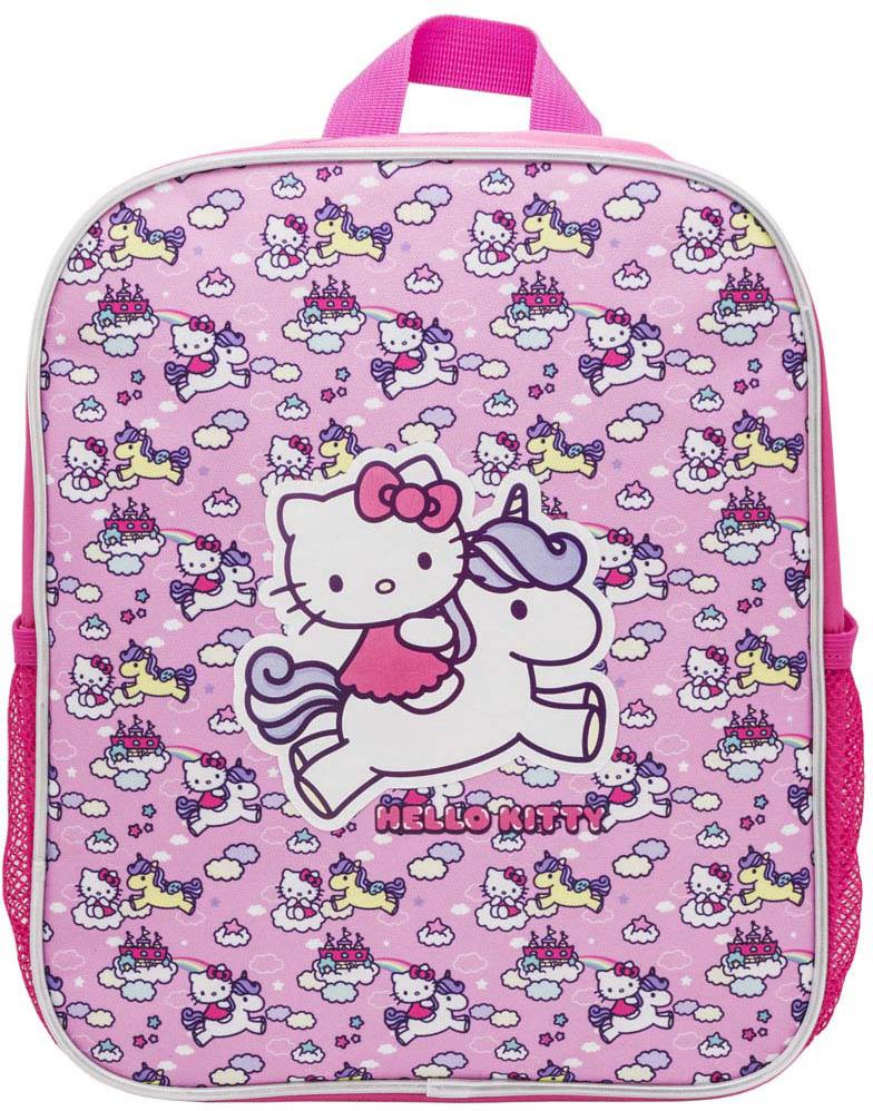 Рюкзак дошкольный Action! Hello Kitty, 00-00046617, розовый цена и фото