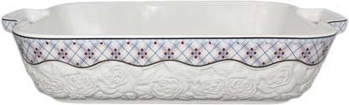 Форма для запекания МФК-профит Милана, прямоугольная, 29 х 18,5 х 5,8 см форма для запекания мфк профит сабина овальная 30 х 20 5 х 5 см