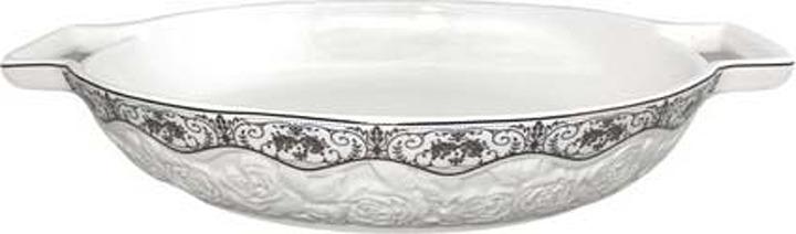 Форма для запекания МФК-профит Юлиана, овальная, 30 х 20,5 х 5 см форма для запекания мфк профит сабина овальная 30 х 20 5 х 5 см