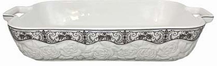 Форма для запекания МФК-профит Юлиана, прямоугольная, 34,5 х 22,2 х 6 см форма для запекания мфк профит сабина овальная 30 х 20 5 х 5 см