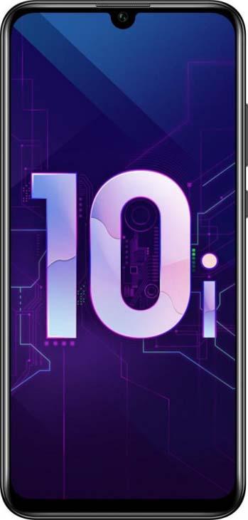 Смартфон Honor 10i 128 GB, черный immanuel bekker pausaniae de situ graeciae volume 2 french edition