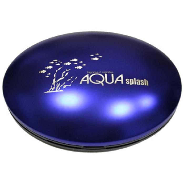 Автомобильный ароматизатор FKVJP AQUA SPLASH лимонный сквош, синий