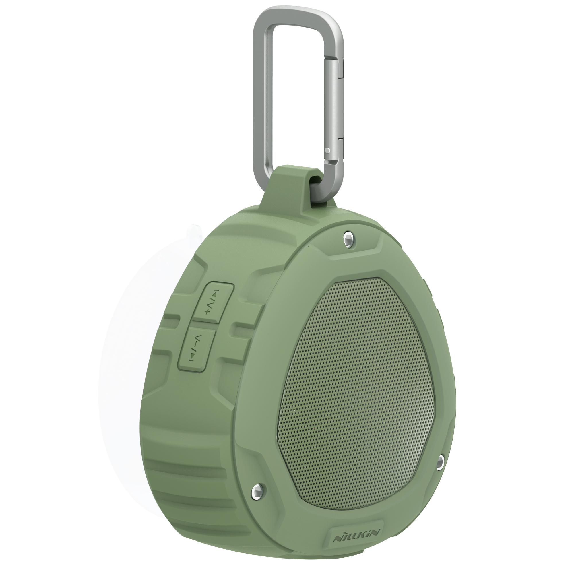 Беспроводная колонка Nillkin PlayVox Wireless, зеленый