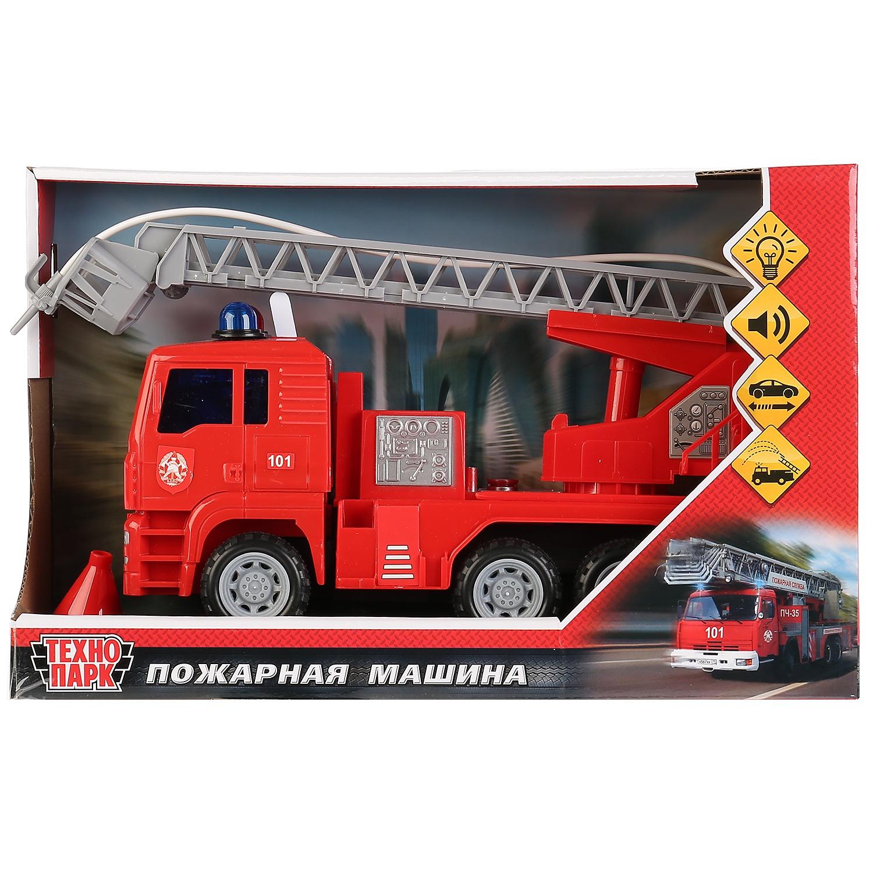 Машинка-игрушка Технопарк 1335822-R