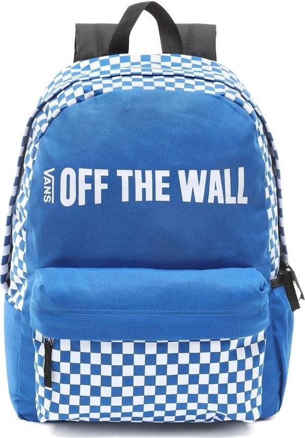 Рюкзак женский Vans Wm Central Realm Backpack, VA3UQSUUO, синий