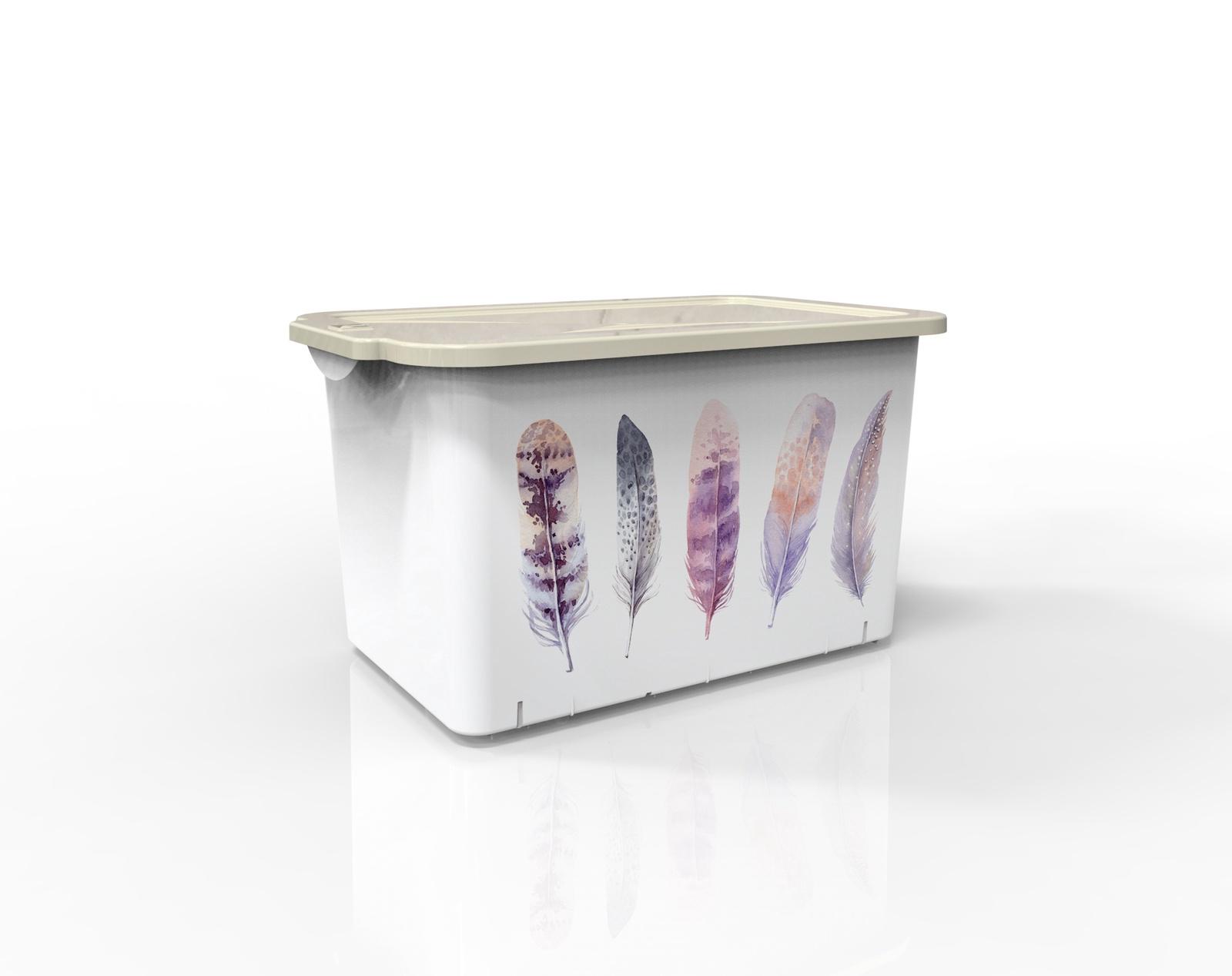 Коробка для хранения Berossi Serenity, слоновая кость berossi marusya ик17248000 green