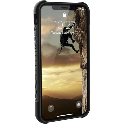 Чехол для сотового телефона UAG Monarch Series Case для iPhone X/Xs, серый защитный чехол uag monarch для iphone xs max цвет красный