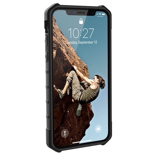 Чехол для сотового телефона UAG Pathfinder Series Case для iPhone X/iPhone Xs, черный цена