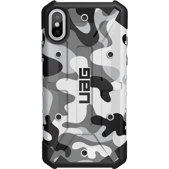 Чехол для сотового телефона UAG Pathfinder SE Camo Series Case для iPhone X/iPhone Xs, белый цена