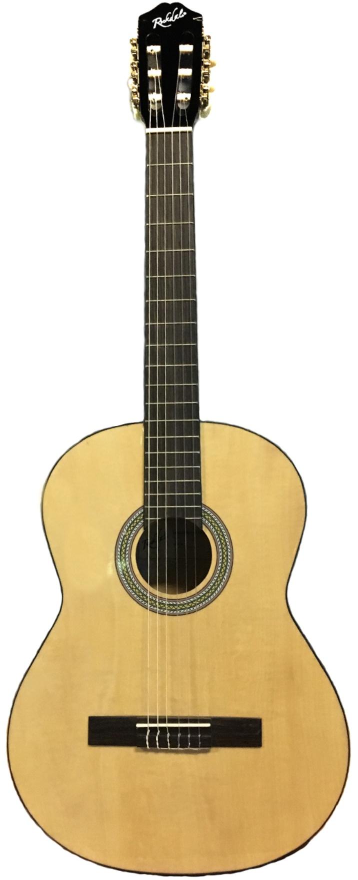 лучшая цена Классическая гитара ROCKDALE MODERN CLASSIC, цвет - натуральный