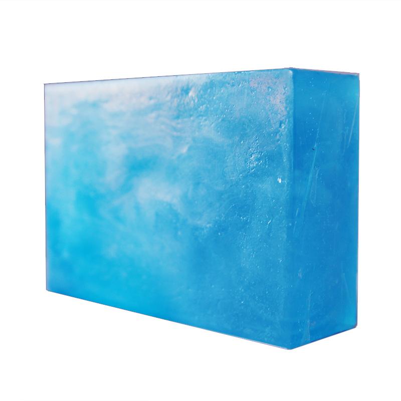 """Мыло туалетное ЭЛИБЭСТ """"Океан свежести"""" ароматное ухаживающее натуральное глицериновое мыло, 100 г"""