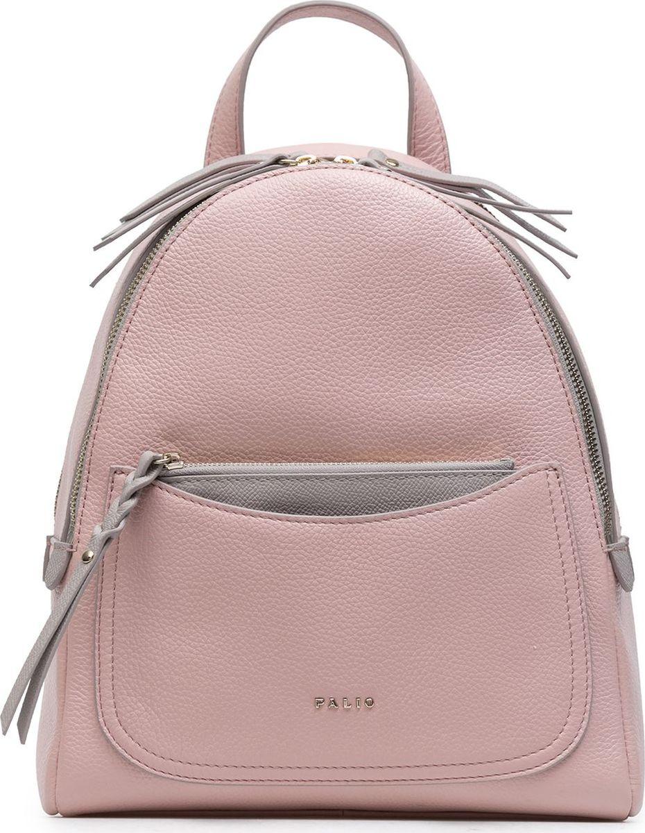 цена Рюкзак женский Palio, 16343A-W2, розовый онлайн в 2017 году