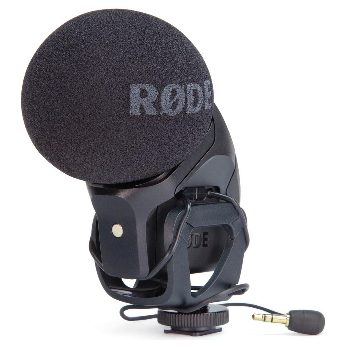 Микрофон RODE SVMPR, черный микрофон rode stereo videomic черный