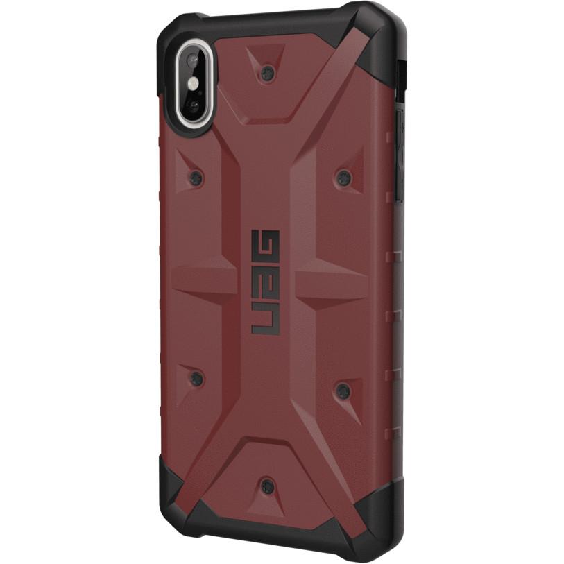 Чехол для сотового телефона UAG Pathfinder Series Case для iPhone Xs Max, красный защитный чехол uag monarch для iphone xs max цвет красный
