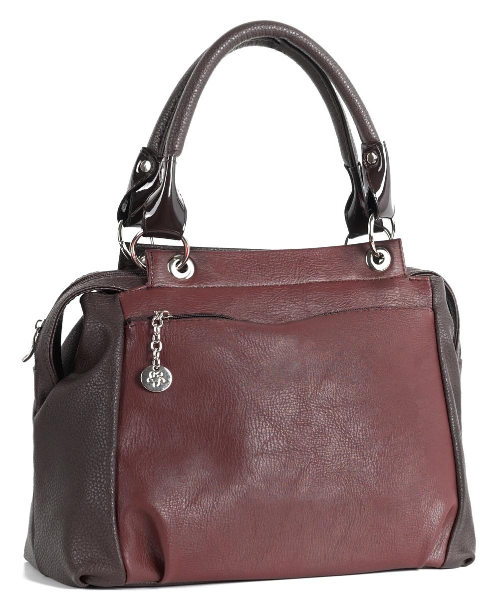 Сумка VITA, VITA-Art KKD 8127-315, коричнево-красный сумка vita vita mp002xw0no4b