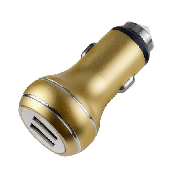 Фото - Автомобильное зарядное устройство Perfeo I4610, золотой автомобильное зарядное устройство perfeo auto2 qc серый