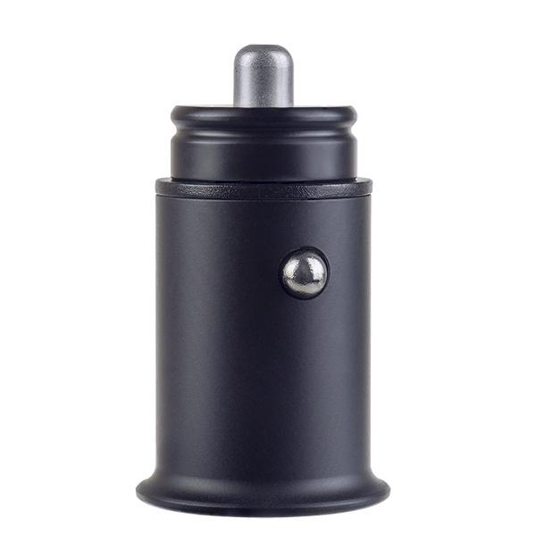Фото - Автомобильное зарядное устройство Perfeo AUTO 2, черный автомобильное зарядное устройство perfeo auto2 qc серый