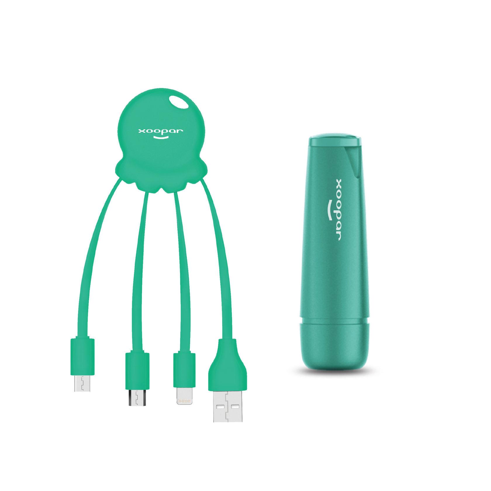 Внешний аккумулятор Xoopar Octopus Power xoopar xboy31009 doll design bluetooth speaker