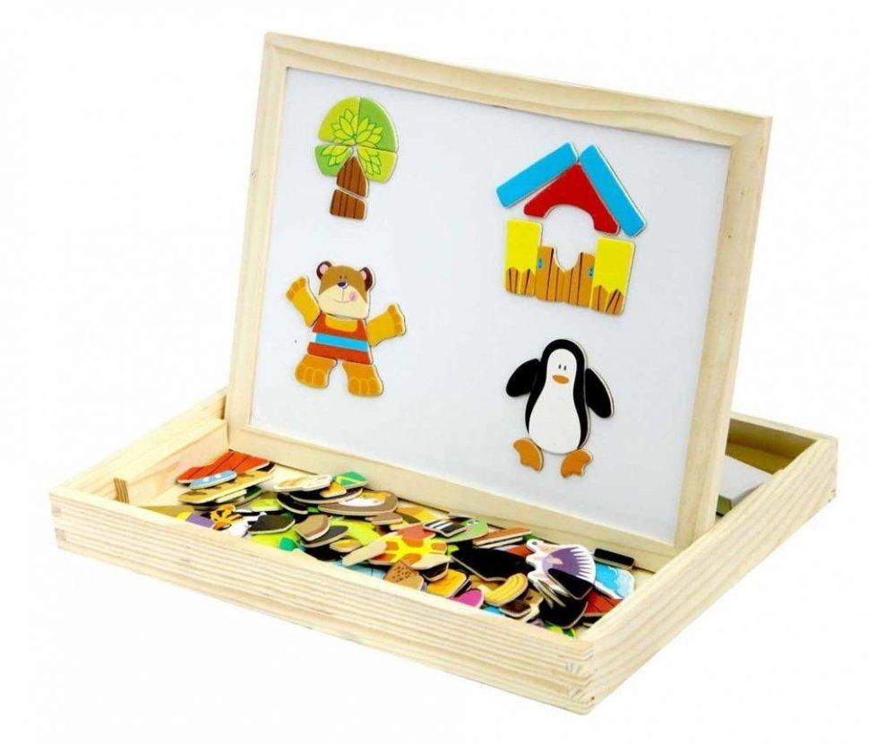 Набор для рисования База игрушек Животные