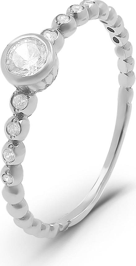 Кольцо Серебро России, серебро 925, фианит, 18, 401012-101СереброКольцо из серебра с фианитами родированное • Не замеряйте замерзшие пальцы, в этот момент их размер отличается от обычного. Для точного определения размера, замеряйте ваш палец в конце дня, когда его размер является наибольшим. • Определите, размер какого пальца вам необходимо узнать. Помолвочные и обручальные кольца принято носить на безымянном пальце правой руки. • Если вам подходят два размера, стоит выбрать больший. • Если сустав шире самого пальца – измеряйте диаметр сустава. • Если вы хотите приобрести кольцо с ободком шире 4 мм, его размер должен быть примерно на полразмера больше обычного.