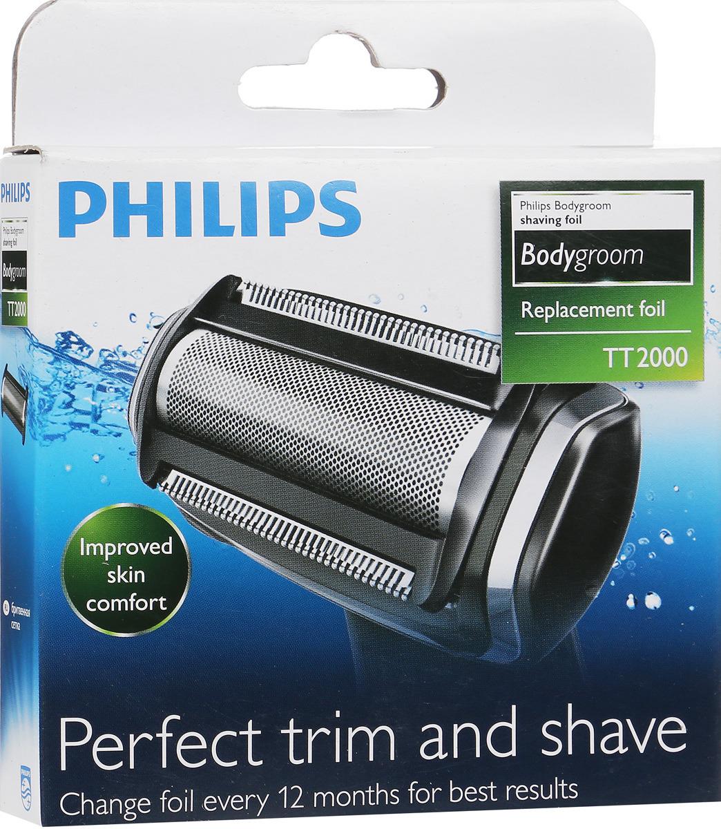 Philips TT2000/43 бритвенная головка для триммеров серий TT2021–TT2030 philips tt2000 43 бритвенная головка для триммеров серий tt2021–tt2030