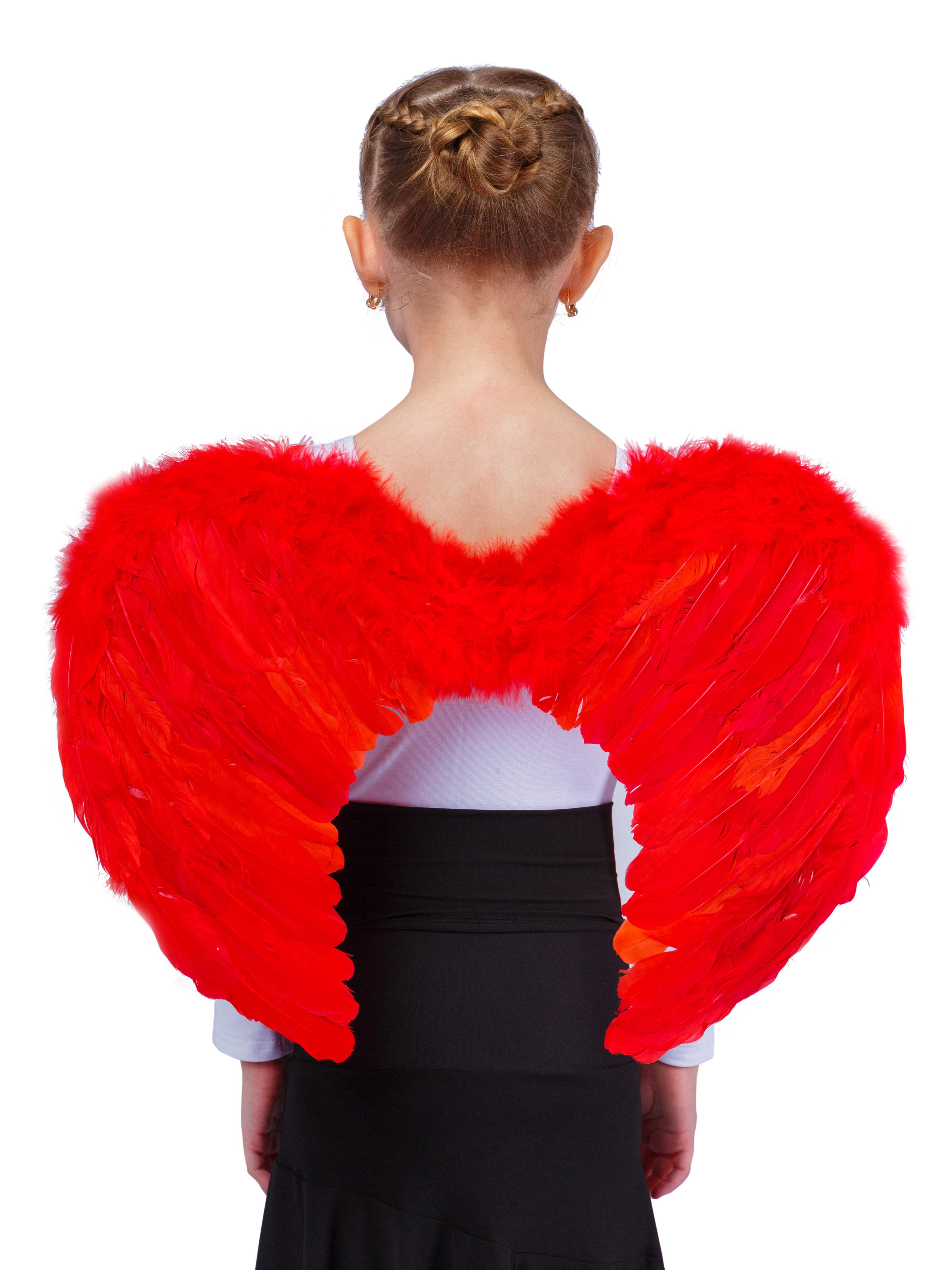 Аксессуар для карнавального костюма Gala-Вальс крылья малые, черный