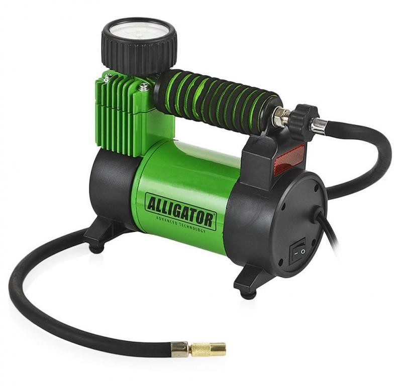 Автомобильный компрессор Autoprofi AL-350Z автомобильный компрессор аллигатор al 350z