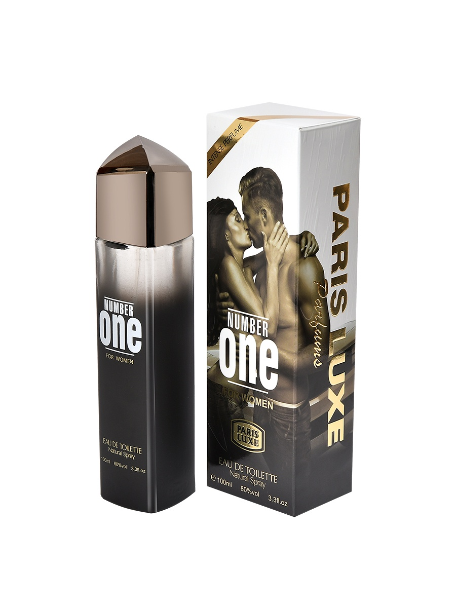 PARIS LUXE NUMBER ONE INTENSE PERFUME 100 мл