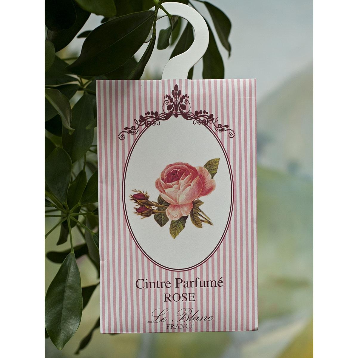 Ароматизатор для шкафа Le Blanc Роза ароматерапия запах розы
