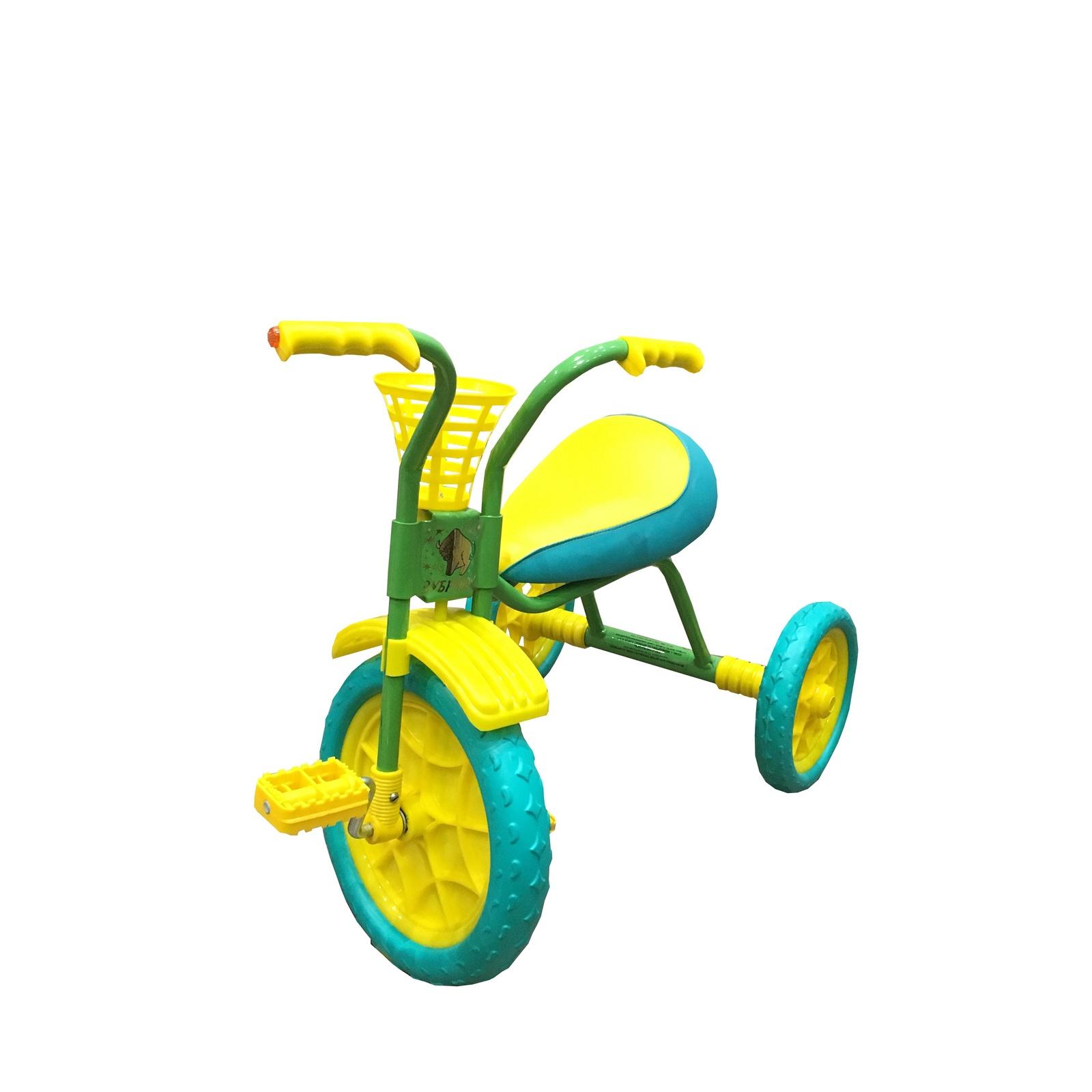 """Велосипед Woodlines Зубренок, светло-зеленыйЗубренок 5Легендарная модель с огромным количеством положительных отзывов. Прочный велосипед с большим передним колесом становится первым транспортом с помощью которого ребёнок быстро и легко учится ездить самостоятельно. За счёт особого положения ручек и педалей эта модель помогает ребёнку сформировать правильную осанку во время езды, а также вносит огромный вклад в его физическое развитие. """"Зубренок"""" оборудован мягким ортопедическим сиденьем и массажными педалями. Велосипед очень лёгкий и манёвренный, дети его используют круглый год - на улице и дома. Велосипед занимает мало места, весит всего 4.4 кг, легко транспортировать и даже переносить в руках. Безупречное заводское качество проверенное десятилетиями."""