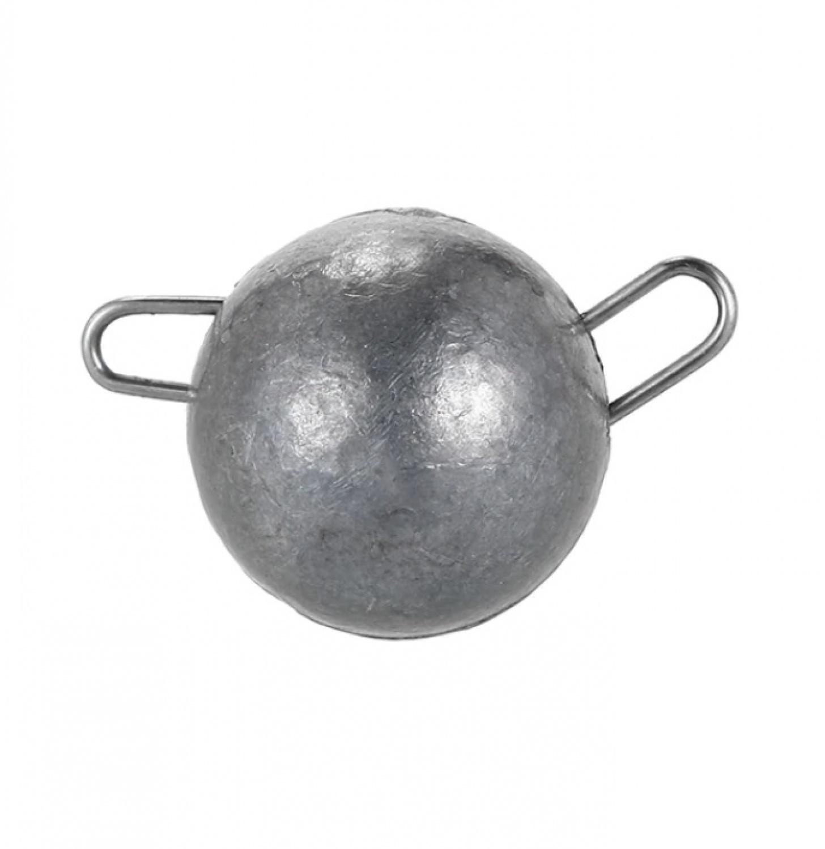 Грузило AGP чебурашка, серый