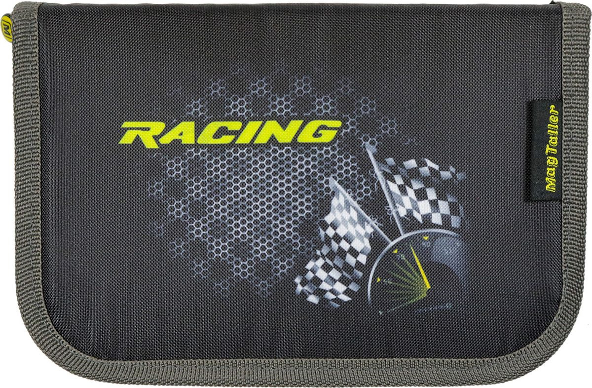 Пенал с наполнением MagTaller Evo Racing, 30816-06, 27 предметов цена