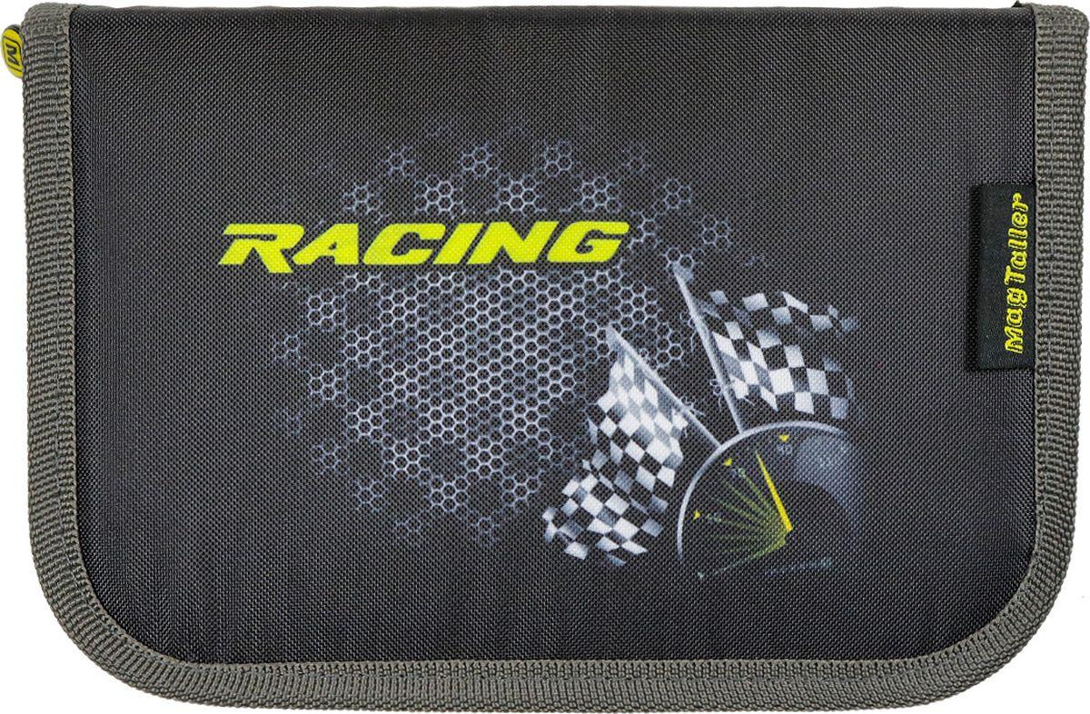 Пенал с наполнением MagTaller Evo Racing, 30816-06, 27 предметов цена и фото