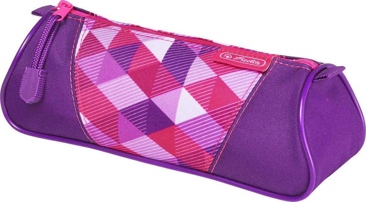 Пенал-косметичка TRIANGULAR Pink Cubes