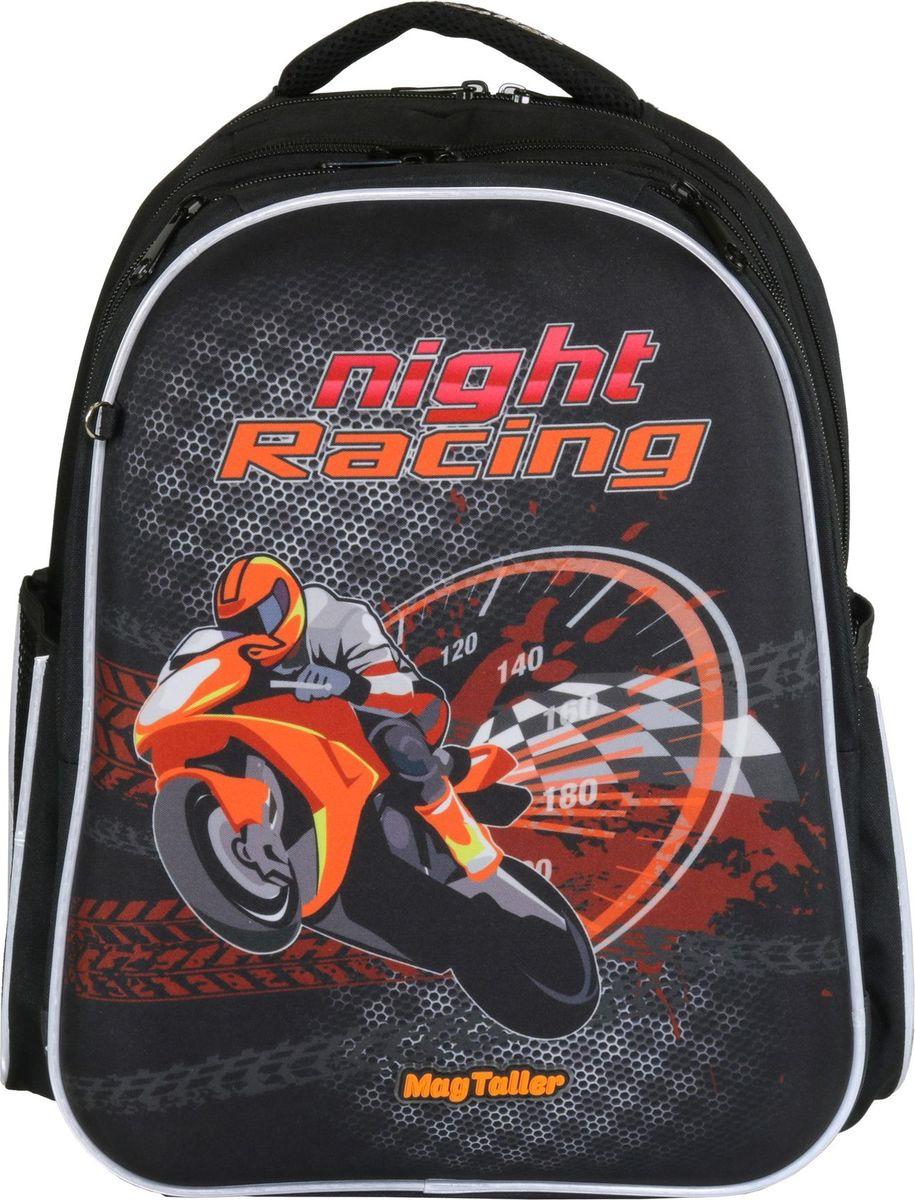 Рюкзак MagTaller Stoody II Motorbike, 40819-15, черный, 40 х 30 х 20 см цена и фото