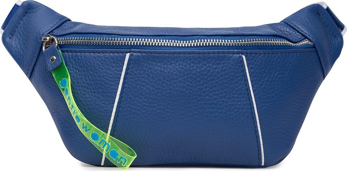 купить Сумка женская Palio, 16510A-W1-O, синий по цене 7840 рублей