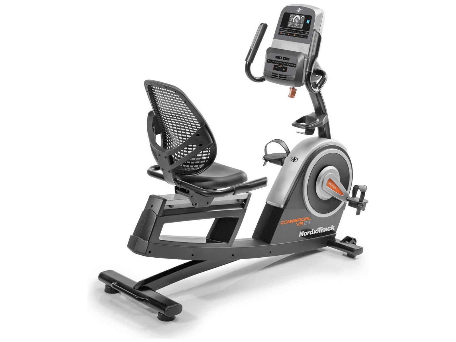 Велотренажер NORDICTRACK Commercial VR21 велотренажеры nordictrack gxr 4 1