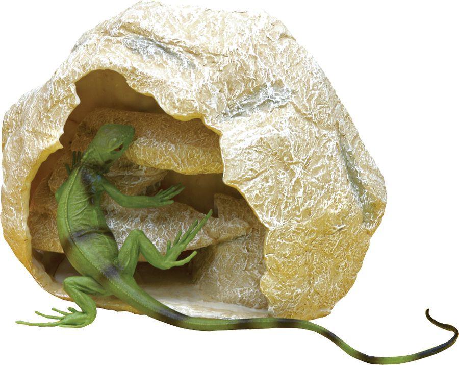 Укрытие для рептилий Penn-Plax Грот Динозавра, REP180