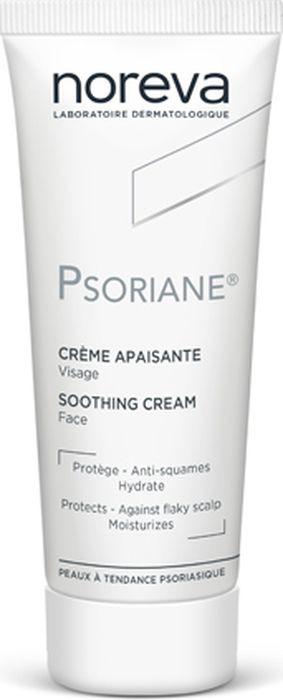 Крем для лица Noreva Psoriane, успокаивающий, термальный, 40 мл крем от псориаза