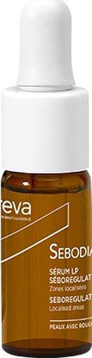 Сыворотка для кожи Noreva Sebodiane DS, себорегулирующая, 8 мл