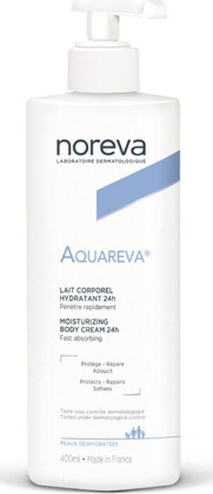 Молочко для тела Noreva Aquareva, увлажняющие, 400 мл Noreva