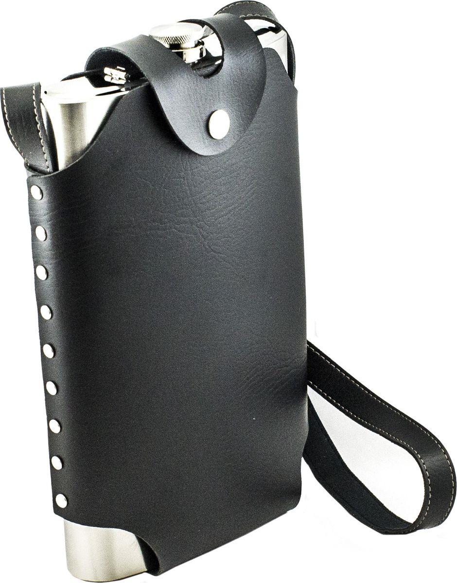 Фляга Эврика Гигант, черный , 1,9 л гигантская подарочная фляга