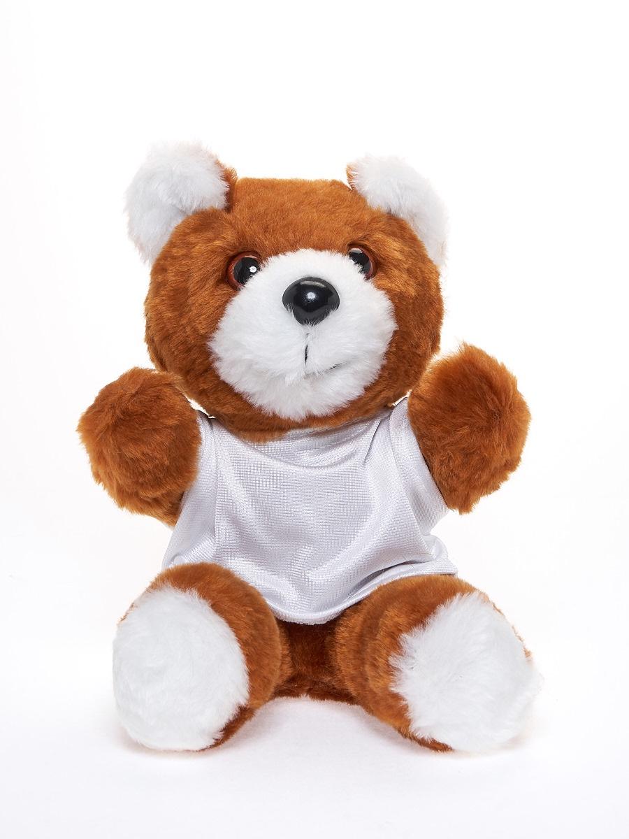 Мягкая игрушка Радомир С226/медведьмишутка коричневый, белый
