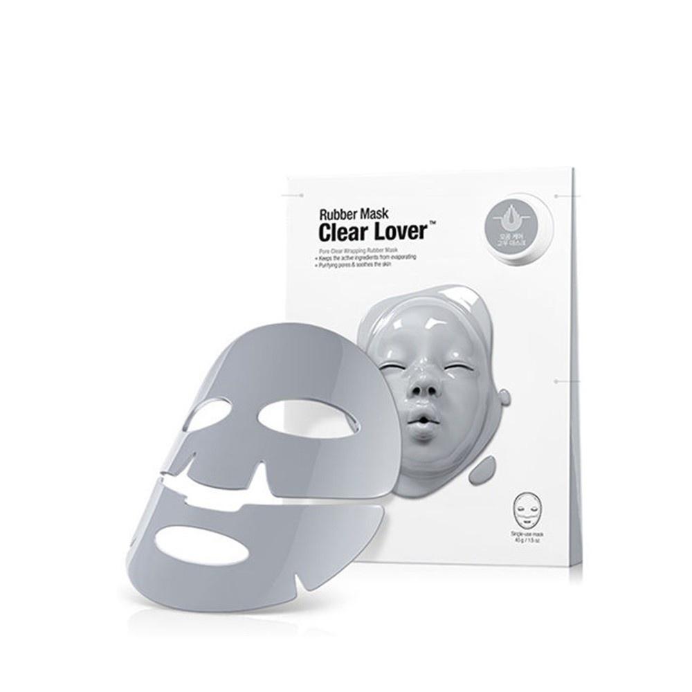 Маска косметическая DR.JART+ Альгинатная маска для глубокого очищения пор Dermask Rubber Mask Clear Lover, 43