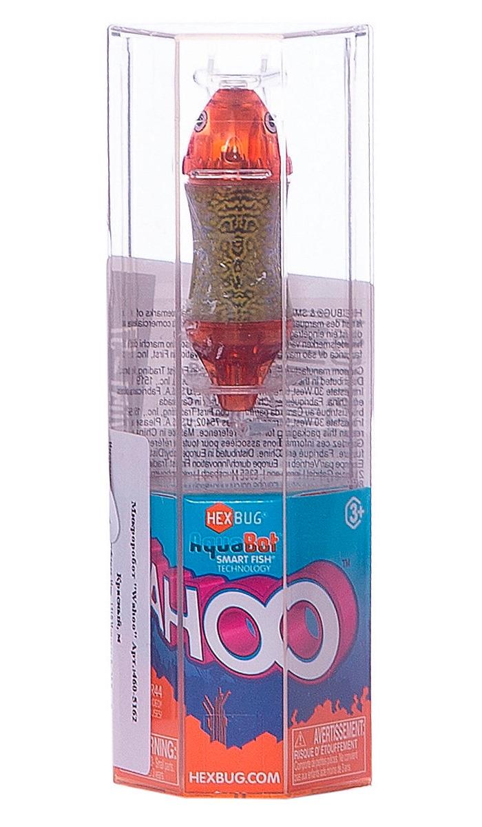 Игрушка для ванной Hexbug Рыбка Wahoo 460-5162 красный