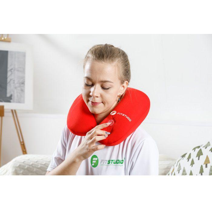 Массажная подушка FITSTUDIO Neck Massage Cushion FITSTUDIO