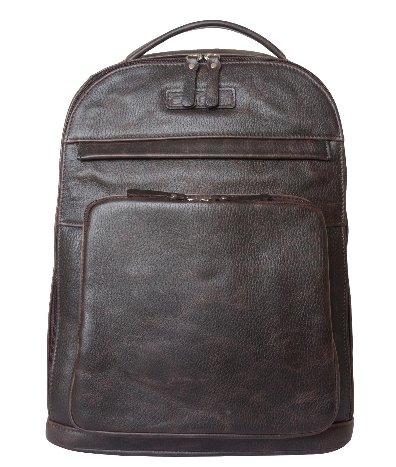 Рюкзак Carlo Gattini Montegrotto, темно-коричневый цена