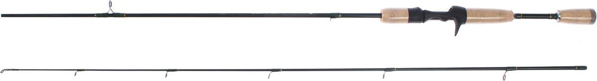 Спиннинг штекерный Волжанка Кастмастер, 2 секции, 1363249, черный, 1,8 м, 7-21 г